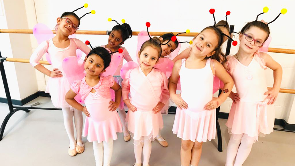 russian ballet school coventry – students