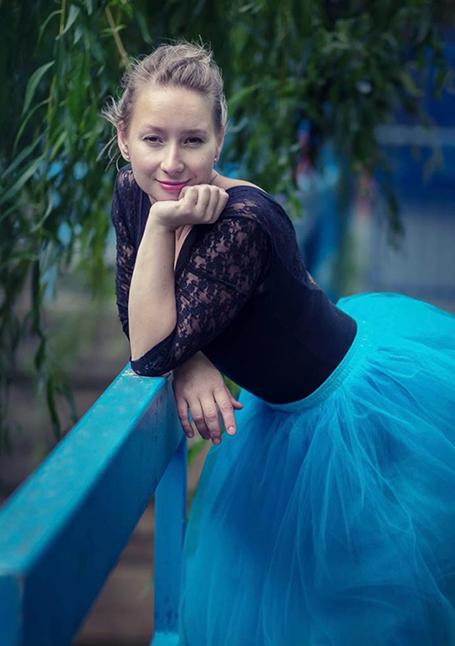 Russian ballet school_Maria Dunham